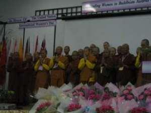 bhikkuni-chant