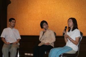 Panel on spirituality