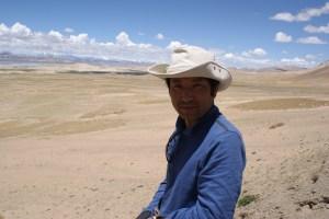 Yontan on desert