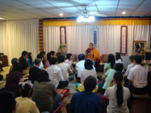 dzogchen teaching
