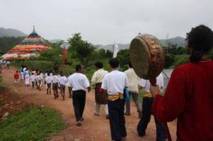 procession at Sala2