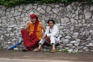 Rinpoche & Yon
