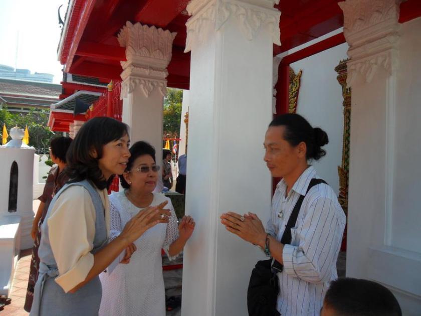 wth buddhist