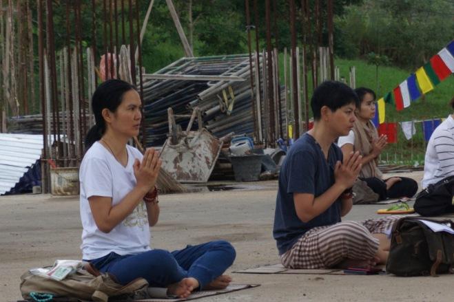 meditation at stupa4