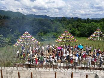 Stupa festival